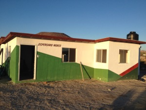 Accommodation at Catavina