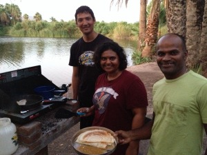 Delicious Dosa by Jeyatha and Vasanth