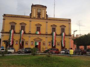 Acaponeta town centre