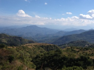 Mountains of Oaxaca