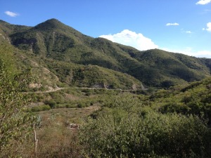 Some more mountains of Oaxaca