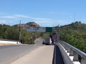 Honduras- Nicaragua border