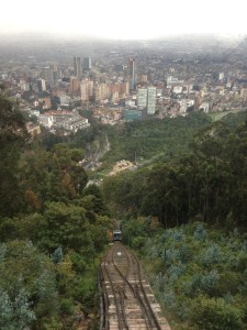 Train to Cerro de Monserrate