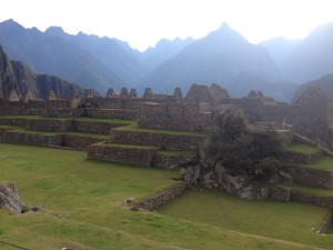 Some more of Machu Picchu