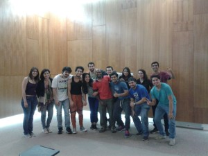 University of Santa Maria, Santiagao Chile
