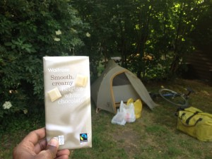 Camping in Coyhaique